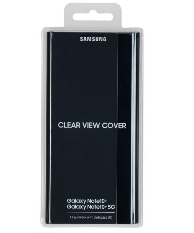 Samsung-Galaxy-Note-10-Plus-clear-view-cover