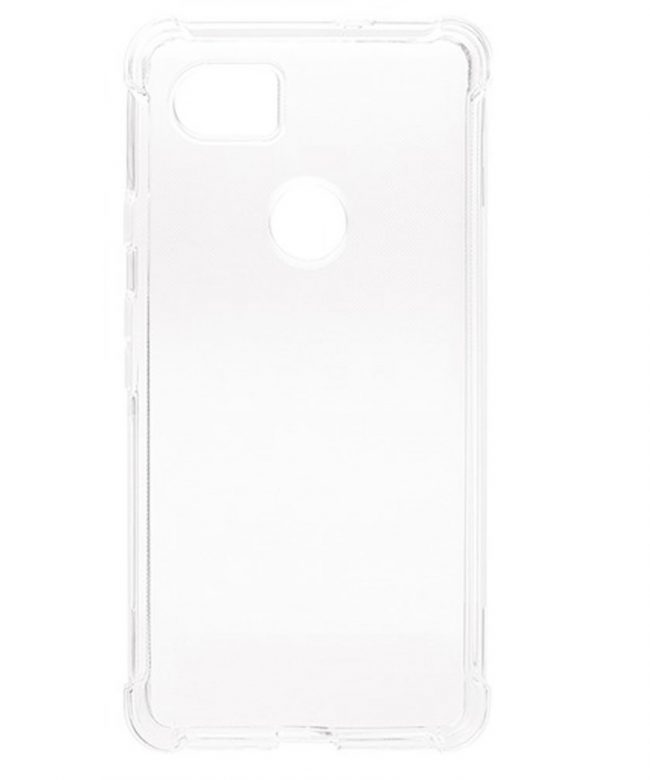 Cleanskin-Slimline-TPU-case-for-google-pixel-3-clear