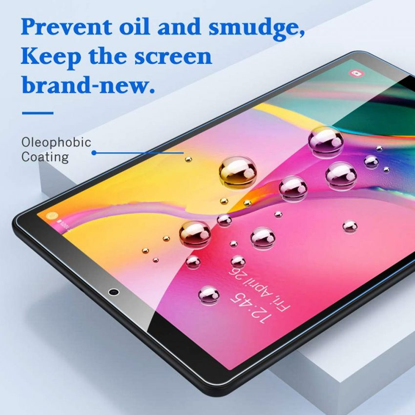 """STS Tempered Glass Screen Protector For Samsung Tab A (8.0"""") 2019"""
