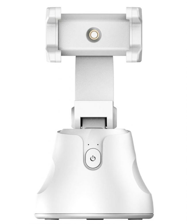 Apai-Genie-360-Intelligent-Object-Tracking,-Auto-Shooting-Gimbal---White