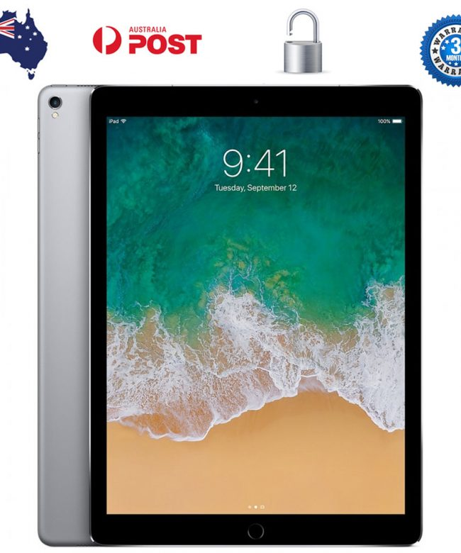 Apple-iPad-Pro-12.9-(2015)-128GB--A1652-(WiFi-+-Cellular)---[Aus-Stock]-[Unlocked]-Product