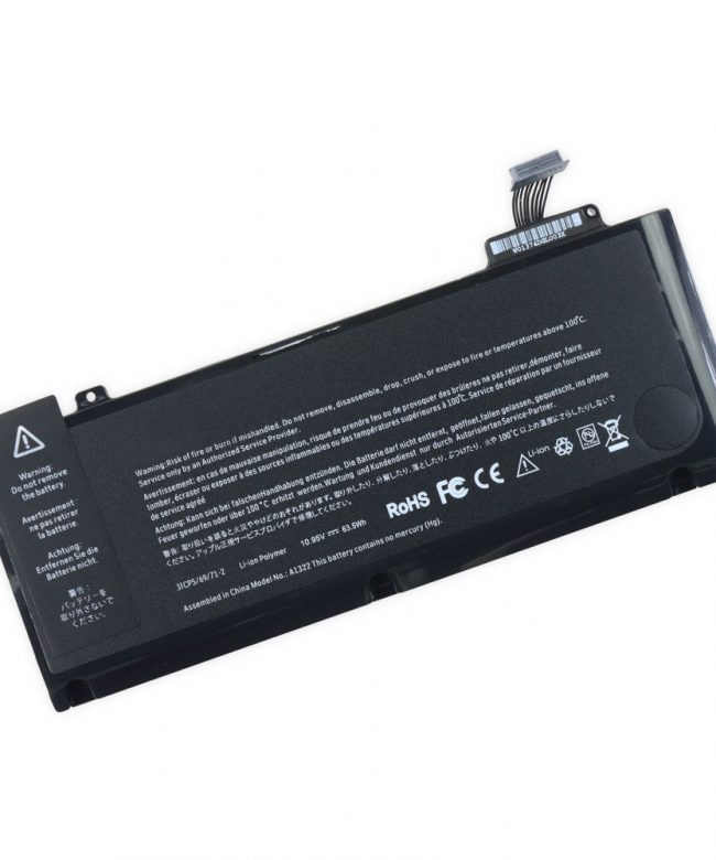 Original-A1322-Battery-for-Apple-MacBook-Pro-13-inch-Unibody-A1278-(2009,-2010,-2011,-2012)---[AuStock]