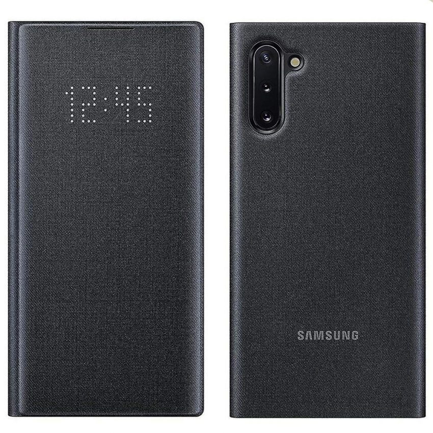 Samsung-Galaxy-Note10-LED-View-Cover---Black.-pic-5