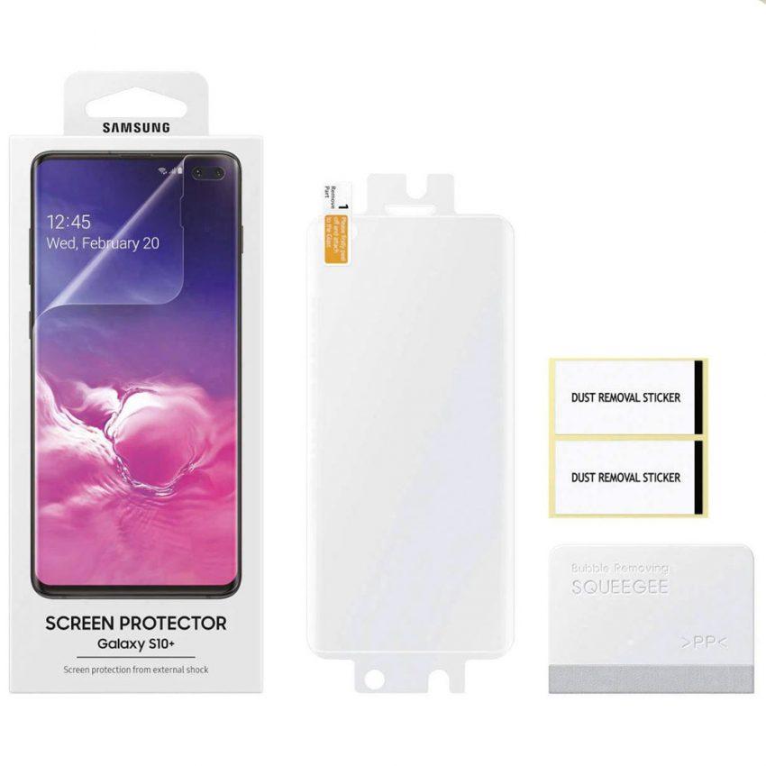 "Samsung Screen Protector For Samsung Galaxy S10+ (6.4"")"