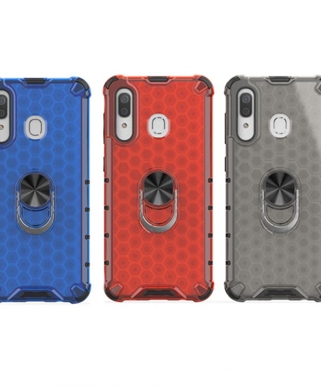 STS-Translucent-Back-Case-with-Ring-Holder-for-Samsung-Galaxy-A20--A30-Product-Pciture